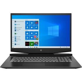 Notebook HP Pavilion Gaming 17-cd1004nc (20C94EA#BCM) čierny
