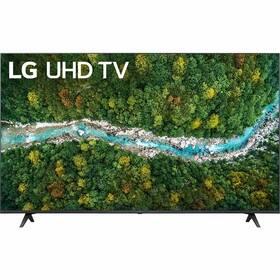 Televízor LG 50UP7700 sivá