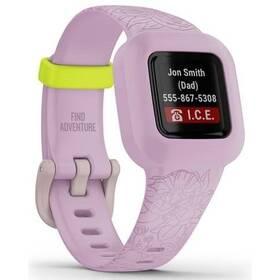Fitness náramok Garmin vívofit junior3 - Pink (010-02441-01)