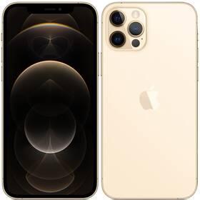 Mobilný telefón Apple iPhone 12 Pro 256 GB - Gold (MGMR3CN/A)