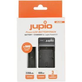 Batéria Jupio F 550 + Charger (EU/UK) (JPL0550)