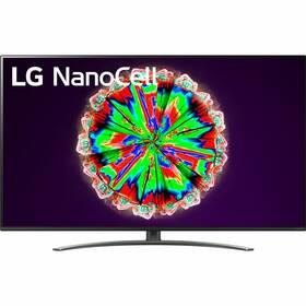Televízor LG 65NANO81 čierna
