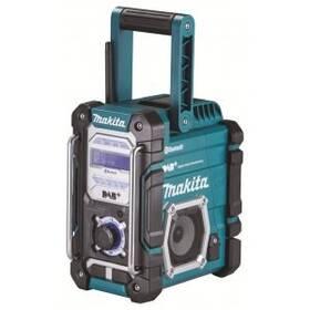 Radiopřijímač stavební Makita DMR112 DAB s Bluetooth bez akumulátoru
