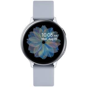 Inteligentné hodinky Samsung Galaxy Watch Active2 44mm SK (SM-R820NZSAXSK) strieborné