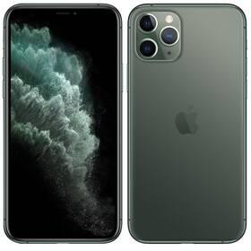 Mobilný telefón Apple iPhone 11 Pro 64 GB - Midnight Green (MWC62CN/A)