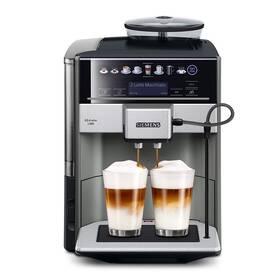 Espresso Siemens EQ.6 TE655203RW sivé