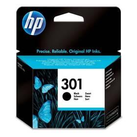 Cartridge HP No. 301, 190 stran (CH561EE) čierna