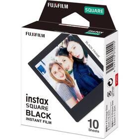 Instantný film Fujifilm Instax Square Black 10ks (16576532)