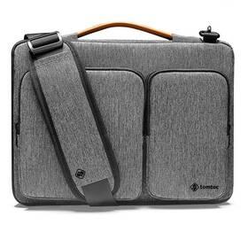 "Brašna na notebook tomtoc Messenger na 13"" MacBook Pro / Air (2016+) (TOM-A42-C02G) sivá"