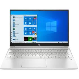 Notebook HP 15-eg0004nc (31F98EA#BCM) strieborný