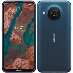 Mobilný telefón Nokia X20 5G (101QKSLVH041) modrý