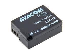Batéria Avacom Panasonic DMW-BLC12 Li-Ion 7.4V 1200mAh 8.6Wh (DIPA-LC12-J1200)