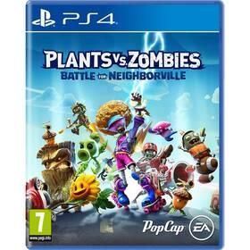 Hra EA PlayStation 4 Plants vs. Zombies: Battle for Neighborville (EAP462321)
