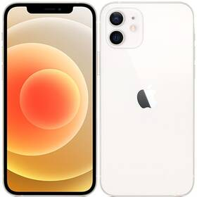 Mobilný telefón Apple iPhone 12 mini 64 GB - White (MGDY3CN/A)