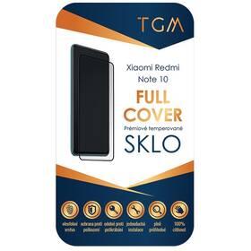 Tvrdené sklo TGM Full Cover na Xiaomi Redmi Note 10 (TGMFCXIREN10) čierne