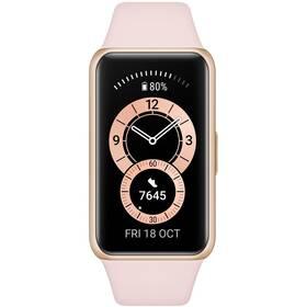 Fitness náramok Huawei Band 6 (55026638) ružový