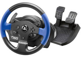 Volant Thrustmaster T150 pro PS5, PS4, PS3, PC + pedály (4160628) čierny