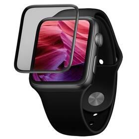 Tvrdené sklo FIXED 3D Full-Cover na Apple Watch 40mm (FIXG3D-436-BK) čierne