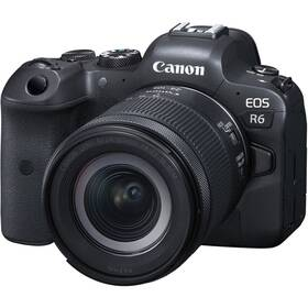 Digitálny fotoaparát Canon EOS R6 + RF 24-105mm f/4-7.1 IS STM čierny
