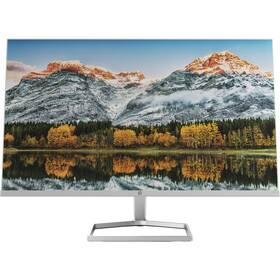 Monitor HP M27fw (2H1A4AA#ABB) strieborný/biely