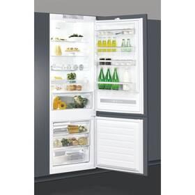 Kombinácia chladničky s mrazničkou Whirlpool W Collection SP40 801 EU 1 biela