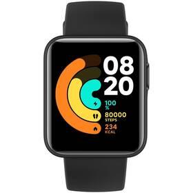 Inteligentné hodinky Xiaomi Mi Watch Lite (28818) čierne
