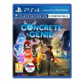 Hra Sony PlayStation 4 Concrete Genie (PS719753810)