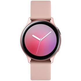 Inteligentné hodinky Samsung Galaxy Watch Active2 40mm SK (SM-R830NZDAXSK) ružové
