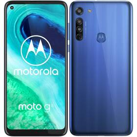 Mobilný telefón Motorola Moto G8 (PAHL0002PL) modrý