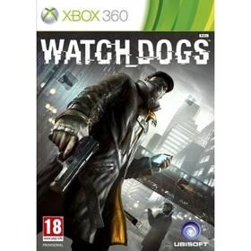 Hra Ubisoft Xbox 360 Watch_Dogs (USX22188)