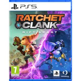 Hra Sony PlayStation 5 Ratchet & Clank: Rift Apart (PS719825791)