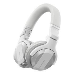 Slúchadlá Pioneer DJ HDJ-CUE1BT-W (HDJ-CUE1BT-W) biela