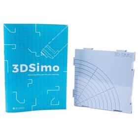 Príslušenstvo 3D SIMO silikonové podložky (G3D2005)