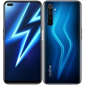 Mobilný telefón realme 6 Pro (RMX2063B-8/128) modrý