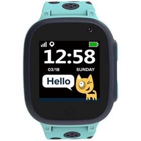 Inteligentné hodinky Canyon Sandy KW-34 - dětské (CNE-KW34BL) modrý