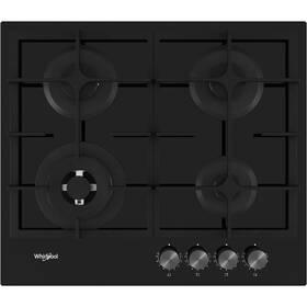 Plynová varná platňa Whirlpool GOFL 629/NB čierna