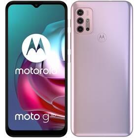 Mobilný telefón Motorola Moto G30 6/128 GB - Pastel Sky (PAML0023PL)