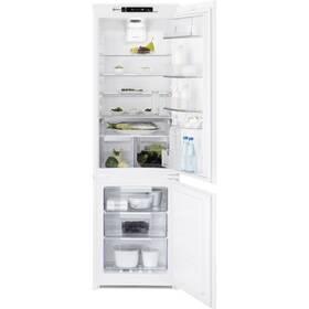 Kombinácia chladničky s mrazničkou Electrolux ENT8TE18S biela