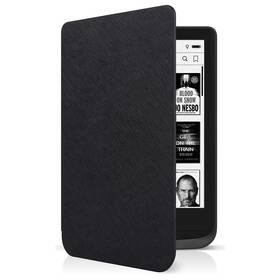 Puzdro pre čítačku e-kníh Connect IT pro PocketBook 616/627/628/632/633 (Basic Lux 2, Touch Lux 4 a 5, Touch HD3, Color) (CEB-1075-BK) čierne