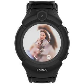 Inteligentné hodinky Carneo GuardKid+ GPS dětské (8588007861326) čierne