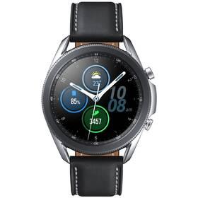 Inteligentné hodinky Samsung Galaxy Watch3 45mm (SM-R840NZSAEUE) strieborné