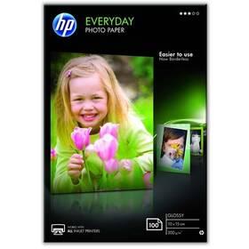 Fotopapier HP Glossy Photo 10x15, 200g, 100 listů (CR757A)