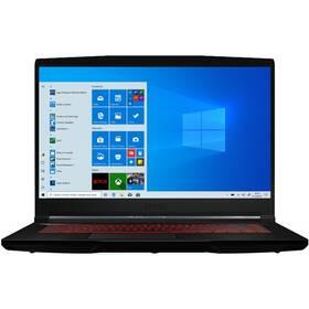 Notebook MSI GF63 Thin 10SC-060CZ (GF63 Thin 10SC-060CZ) čierny