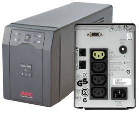 Záložný zdroj APC Smart-UPS SC420I (SC420I)