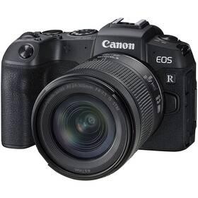 Digitálny fotoaparát Canon EOS RP + RF 24-105 f/4-7.1 IS STM (3380C133) čierny