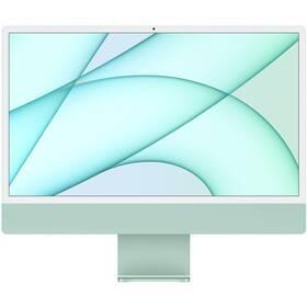 "PC all in-one Apple iMac 24"" M1 8x GPU, 8GB, 256GB, SK - Green (MGPH3SL/A)"