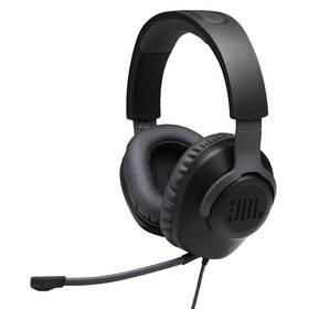 Headset JBL Quantum 100 čierny