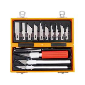 Sada EXTOL Craft vyřezávacích nožů, 91350