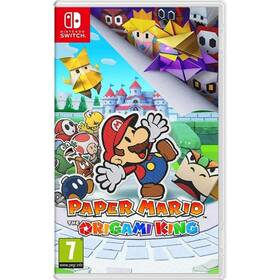 Hra Nintendo SWITCH Paper Mario: Origami King (NSS524)