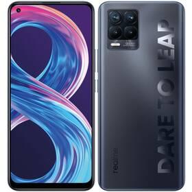 Mobilný telefón realme 8 Pro 8/128 GB - Infinite Black (RMX3081BK)